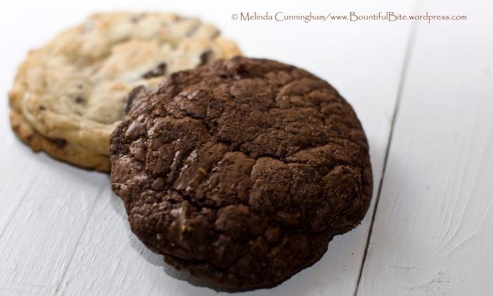 Triple Chocolate Cookie