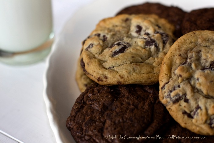 Triple Chocolate Cookies & NY Times Best Cookie (Jacques Torres)