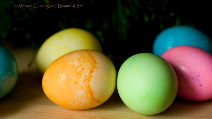 Easter Eggs on Parade